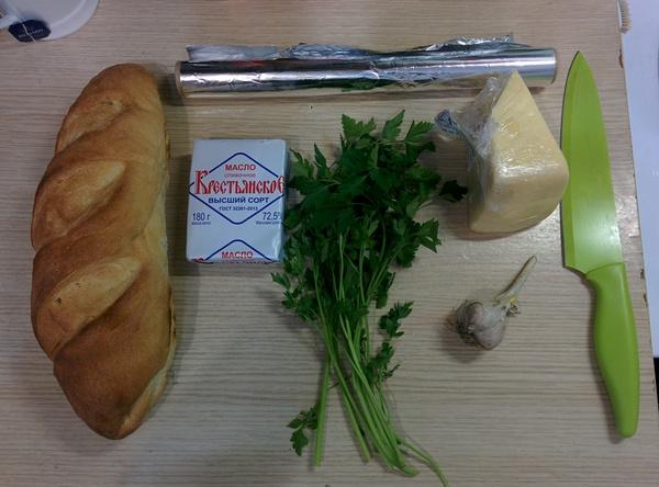 Сырно-чесночный хлеб Рецепт, Вкусно, Длиннопост