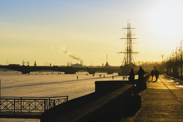 Немного солнечного Петербурга Фотография, Россия, Санкт-Петербург