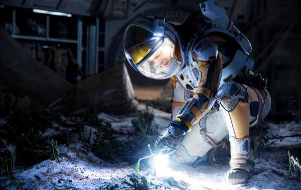 Эксперименты подтверждают возможность выращивания картофеля на Марсе Наука, Марс, Марсианин, Длиннопост
