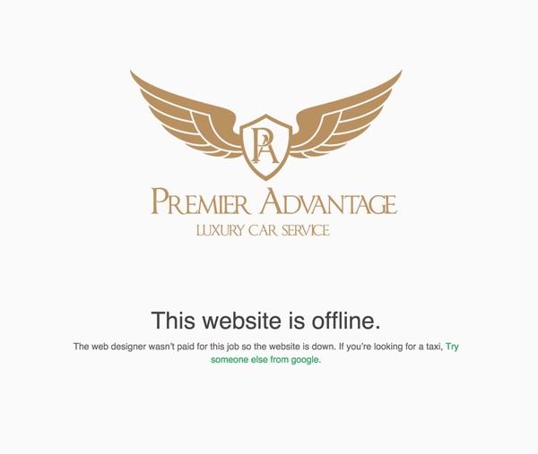 Сайт элитного автосервиса сайт, оплата, веб-дизайн, автосервис