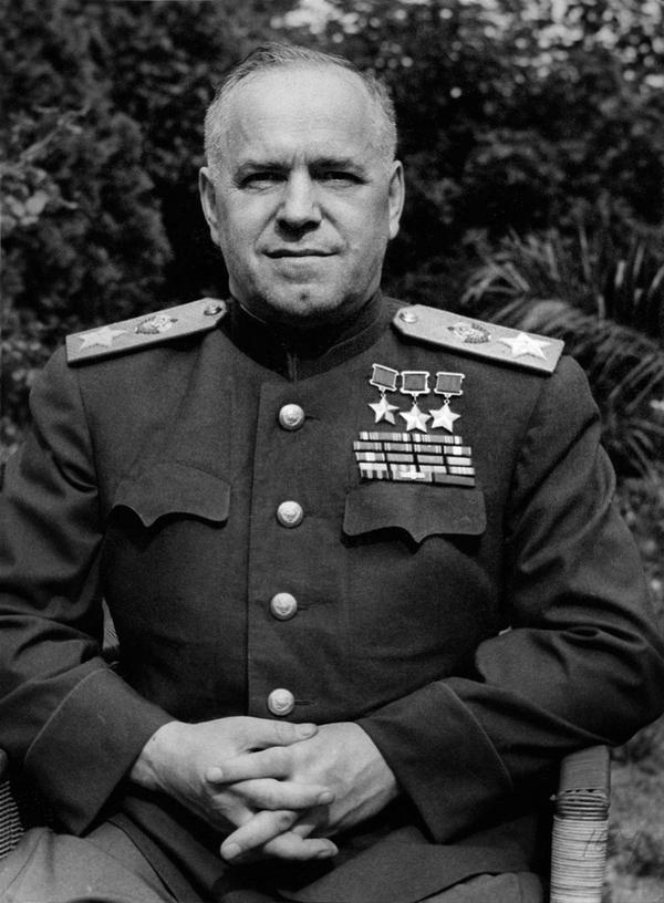 Моя колоризация Жуков, Колоризация, Великая Отечественная война, Длиннопост