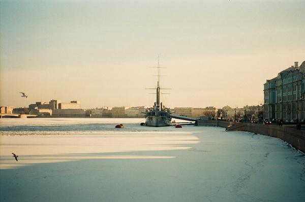 Аврора. Плёнка Фотография, Фотопленка, Санкт-Петербург, Россия