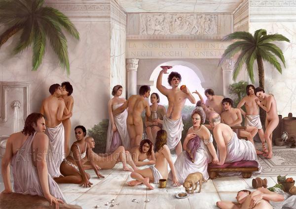 Фото римские оргии 82375 фотография