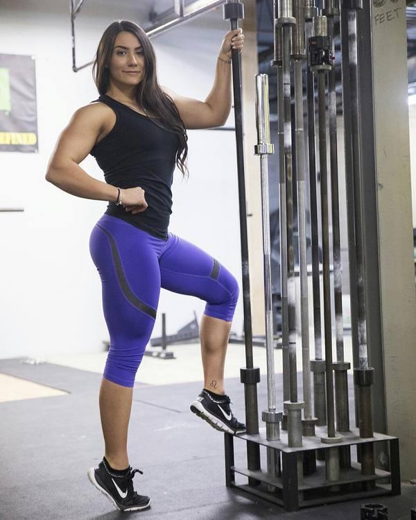 Brigitte Goudz  (@brigittegoudz) Brigitte Goudz, фотография, крепкая девушка, спортивные девушки, Фитоняшка, длиннопост
