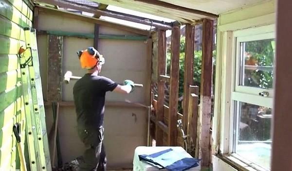 Супруги без особых навыков построили дом за 50000, который теперь стоит 200000 Не мое, Строительство, Самострой, Великобритания, Длиннопост