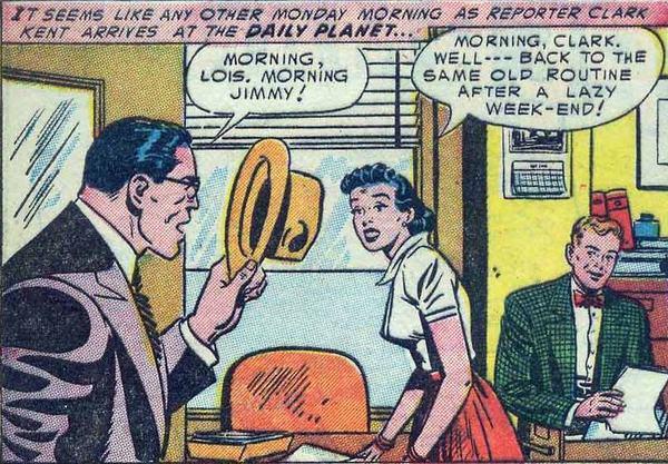 Знакомство с комиксами: Action Comics #188 Супергерои, Dc comics, Супермен, Конго, Линчеватель, Комиксы-Канон, Длиннопост