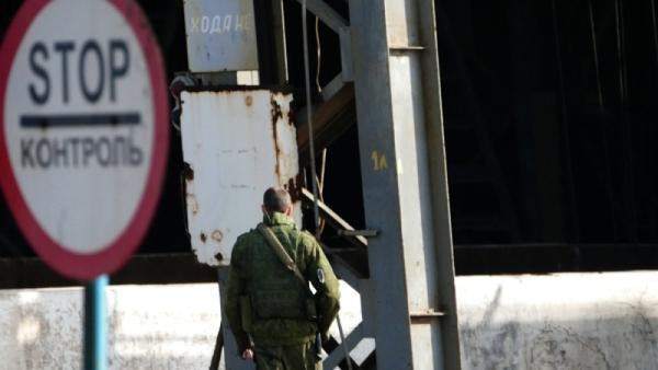 ДНР установила госграницу с Украиной Украина, Днр, Новости, Граница, Захарченко, Политика