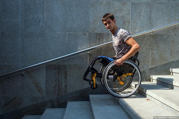 Про инвалидов, которых не должно быть жалко Варламов, Инвалид, Евровидение, Политика, Длиннопост