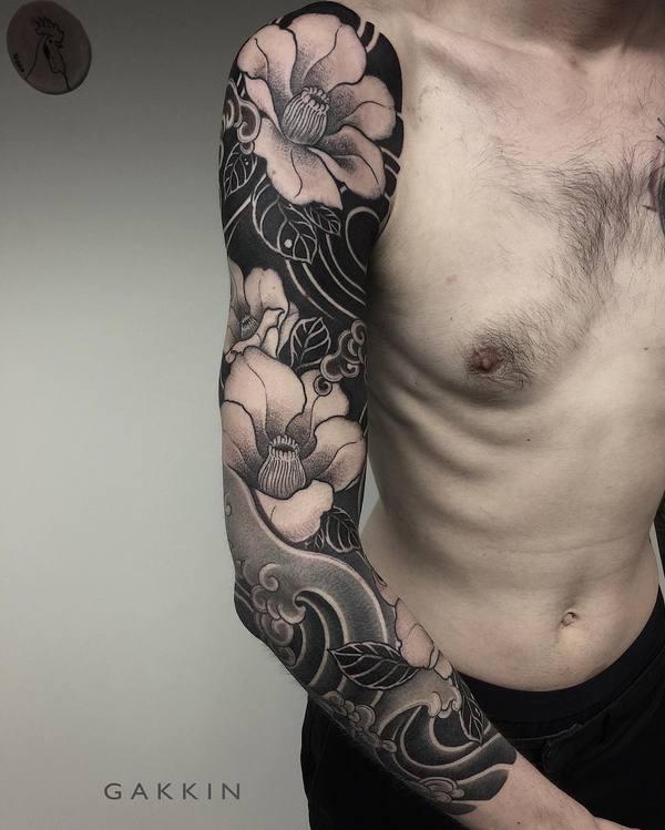 Tattoo Artist - Gakkin Tattoo, Tattooink, Tattooart, Татуировщик, Тату, Лига любителей татуировки, Длиннопост