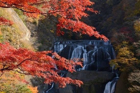 Водопад Фукурода, Япония