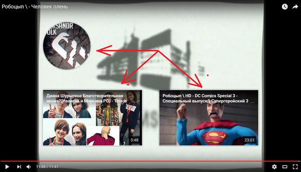 """Для тех кого раздражает новая фича от YouTube """"конечные заставки"""". Youtube, Конечные заставки, Adblock, Adguard, Ublock"""