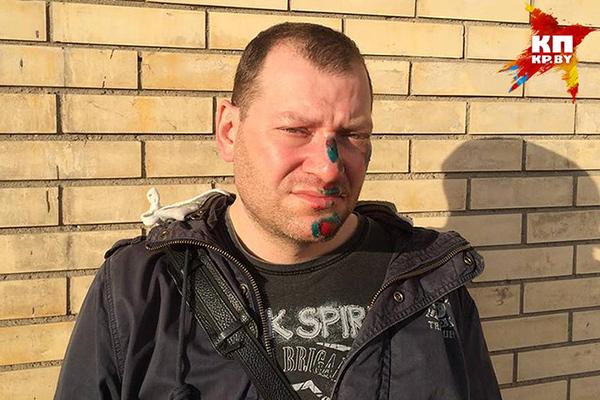 В Минске велосипедист отсудил 7,5 тысяч белорусских рублей у дорожников Велосипедист, Дорожные рабочие, Суд, Минск, Беларусь, Длиннопост