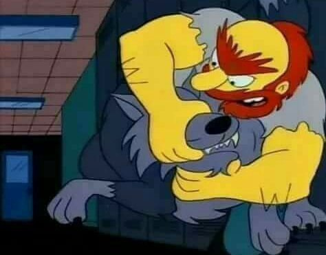 Собачьи будни Текст, Картинки, Симпсоны, Собака