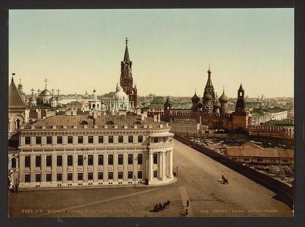 Все достопримечательности Москвы  описание фото отзывы