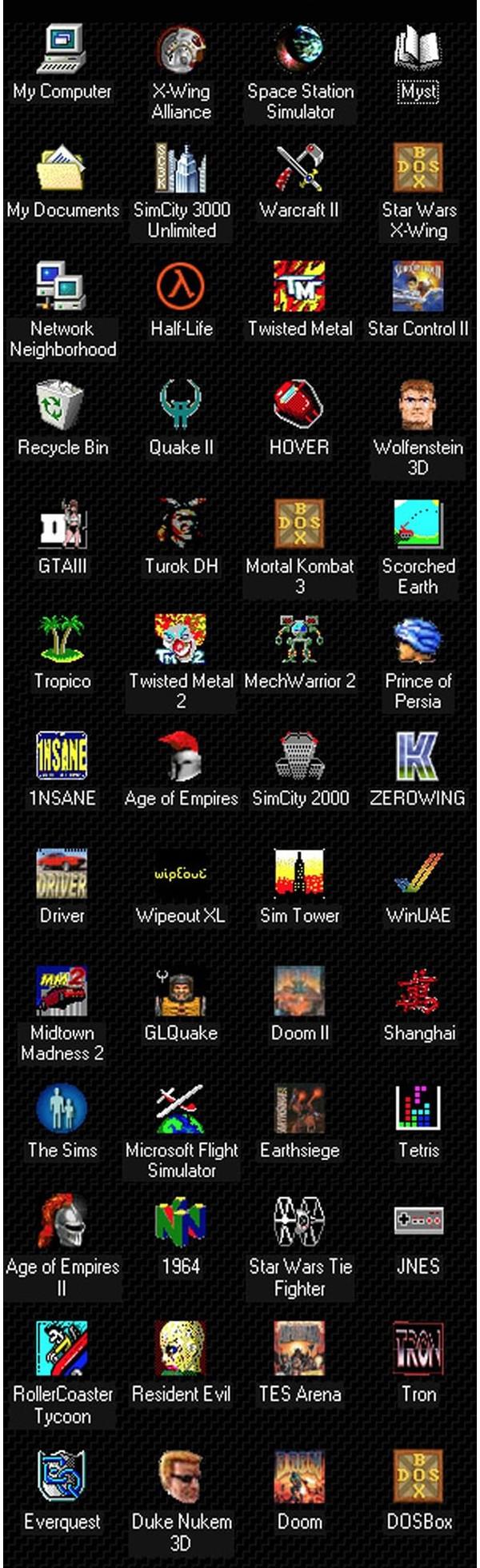 Слезы олдфагов Слезы олдфагов, олдфаги, Компьютерные игры, 1999, ностальгия, длиннопост