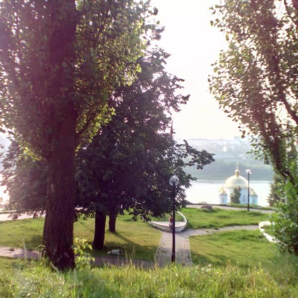 С моей точки зрения - самая суть города Нижний Новгород, Фотография