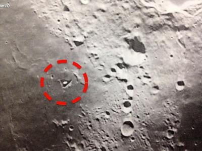 На Луне найдена база пришельцев, скрываемая НАСА. НЛО, Уфология, Загадка, Луна, Тайны, Видео