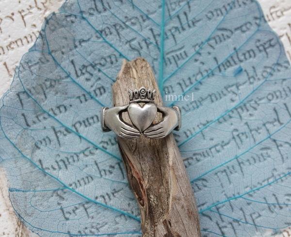 Кладдахское кольцо - легенда, которой больше 300 лет)) Кладдахское кольцо, Легенда, Кольцо, Подарок, Любовь