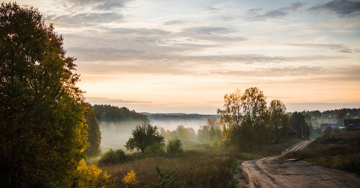 Где фотографировать восход в перми данном