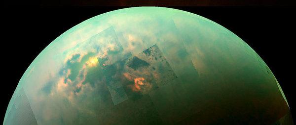 Титан — колыбель жизни? перевод, космонавтика, титан, жизнь на титане, NASA, космос, длиннопост