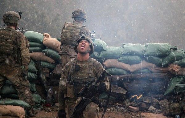 Снег Милитари, Армия, Юмор, Снег, США