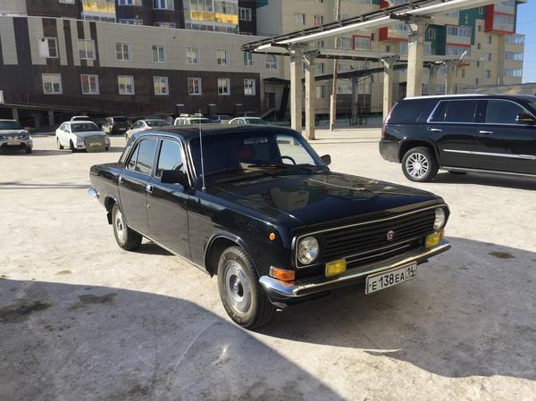 Хороша чертовка (Якутск) #2 Газ-24, Якутск, ГАЗ 24