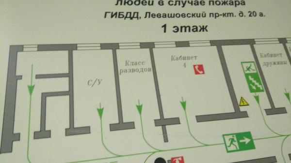 Класс разводов в ГИБДД Гибдд, Юмор