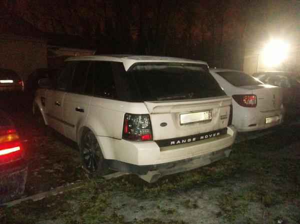 Угнанных машин пост 1(Range Rover Sport) Range rover, Авто, Угон, Потеря, Грустно смотреть