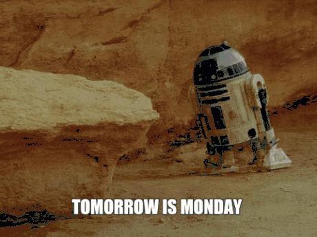 Завтра уже настало, но от этого не легче