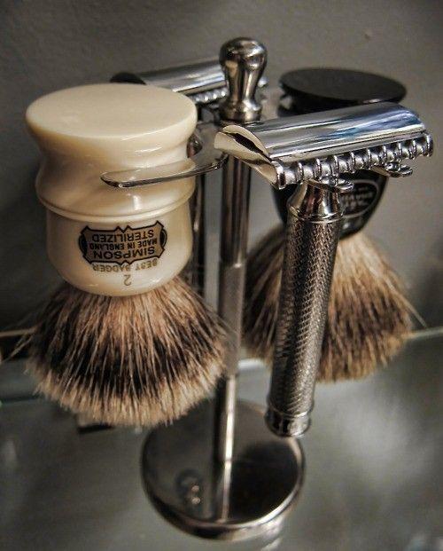 Как я перешел на классическое бритье бритье, лезвие, станок для бритья, бритва, классическое бритье, помазок, длиннопост