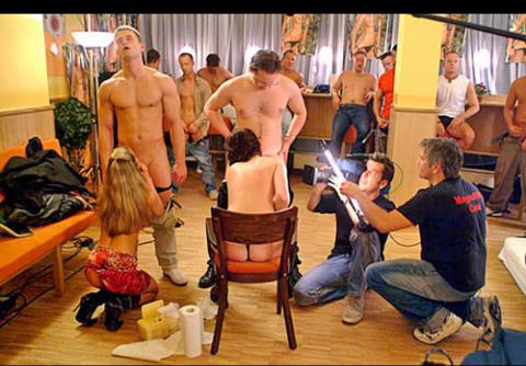 Реальные фото порно съемки
