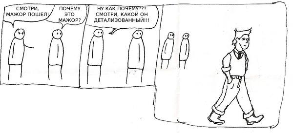 "Мои ""фэйки"" на комиксы ""Цианистый калий и счастье"" Комиксы, Арт, Фейк, Cyanide and happiness, Длиннопост"