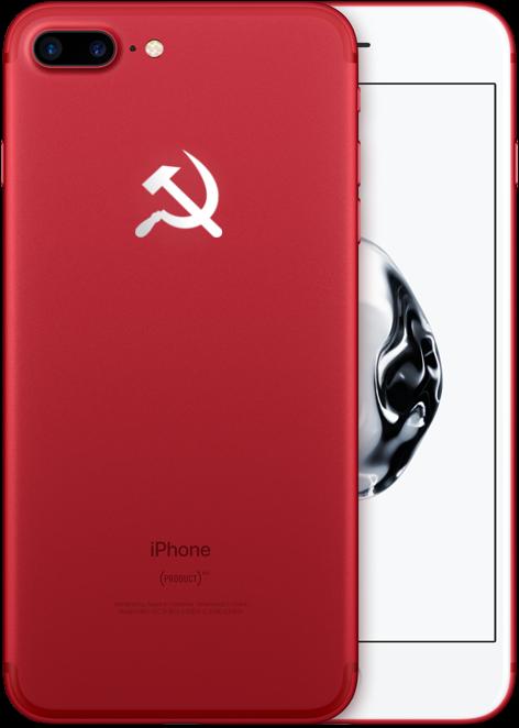 В связи с анонсом iPhone 7 Product Red
