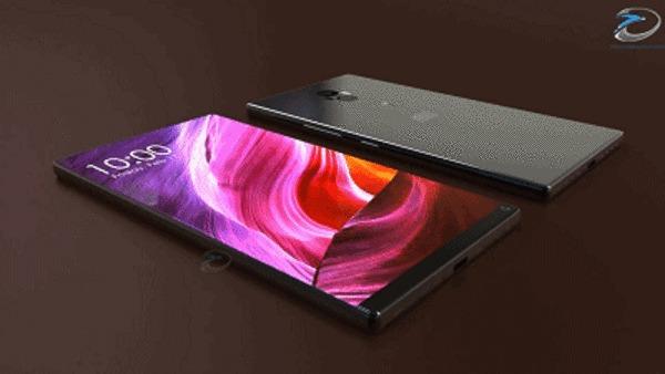 Xiaomi Mi Mix 2: рендер прототипа со всех сторон
