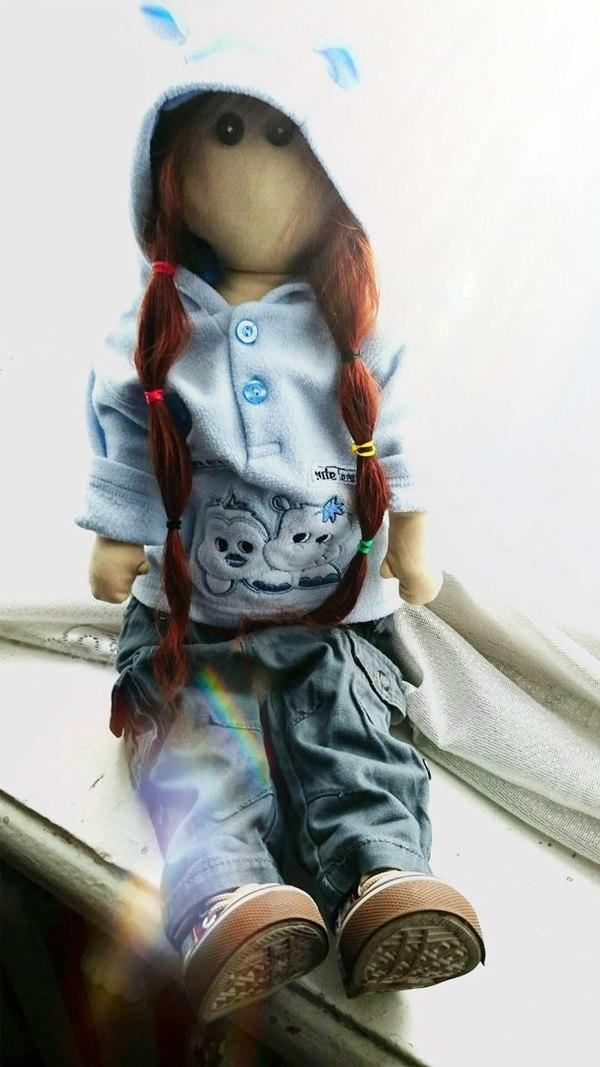 Кукла Кукла Вуду, Рукоделие