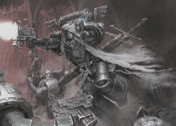 Полковой Штандарт #51. Герой-спаситель, которому даже не нужен меч Warhammer 40k, regimental standart, Полковой Штандарт, длиннопост