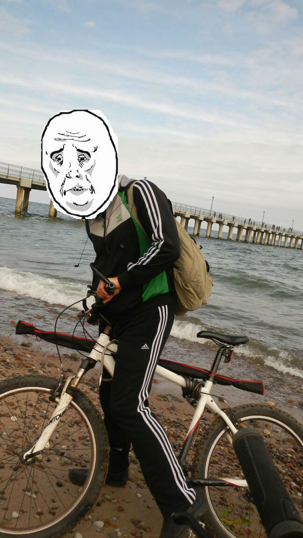 Открываем велосезон Калининград, Велосезон, Угон