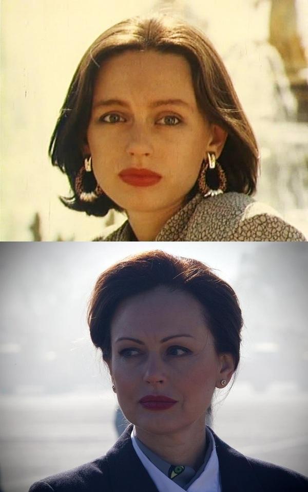Российские актрисы в начале своей карьеры и сейчас. [2 часть] Актриса, Российские звезды, Тогда и сейчас, Спустя время, Длиннопост
