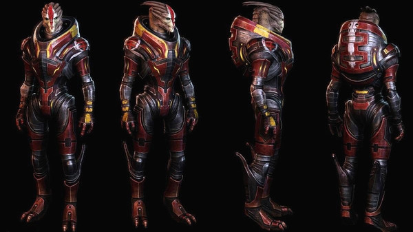Mass Effect глазами биолога Mass effect, Биология, Статья, 4pda, Видео, Длиннопост