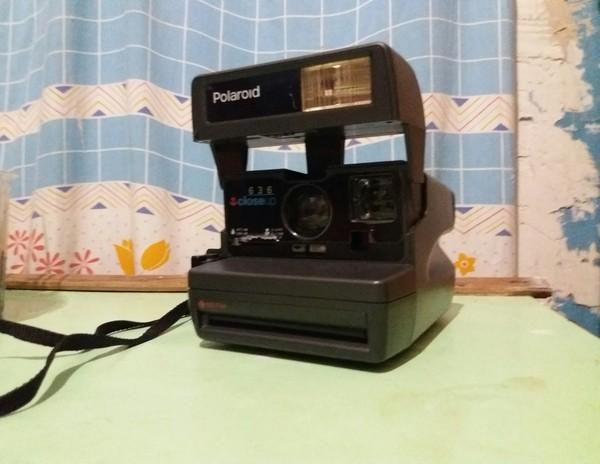 Фотоаппарат Polaroid Фотоаппарат, Polaroid, старье, длиннопост