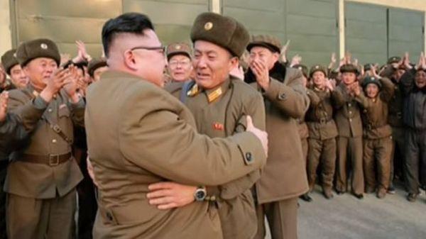 В КНДР тоже умеют веселиться Северная Корея, Ким чен ын, Шутка, Длиннопост