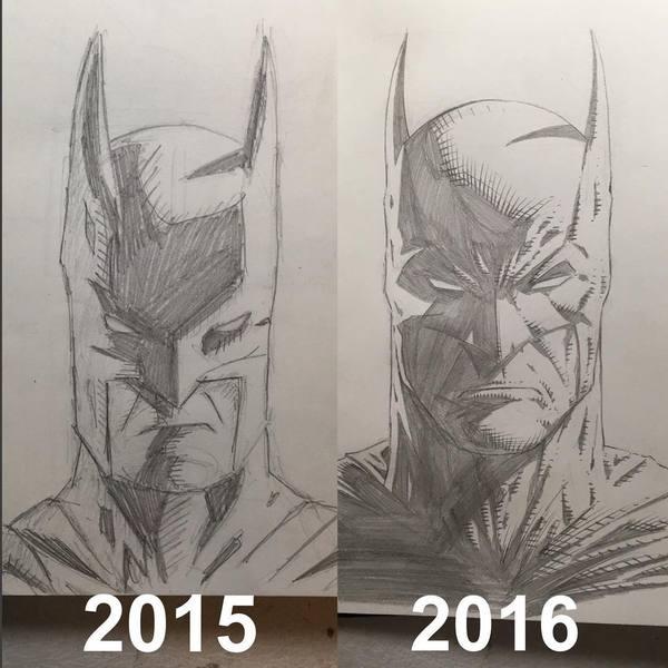 Было | Стало росомаха, dc, Marvel, flash, Batman, Комиксы, рисунок, творчество, длиннопост