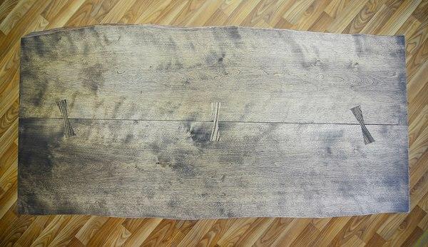 Это стол, за ним едят Стол, Дерево, Рукоделие, Столярка, Своими руками, Длиннопост