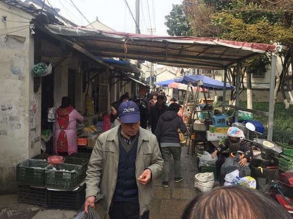 Традиционный китайский рынок Китай, Рынок, жизнь, туризм, путешествия, традициями, история, продукты, длиннопост