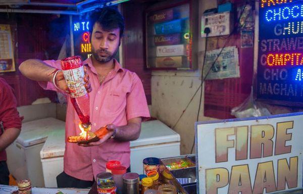 Еда с огоньком Индия, Еда, Видео, Длиннопост