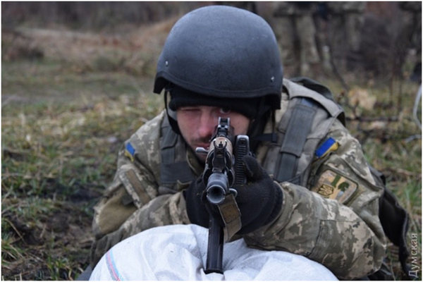 28-я одесская мехбригада наглядно демонстрирует убожество и безнадегу современной «украинской армии» АТО, Украина, Украинская армия, News-Front, Длиннопост, Политика