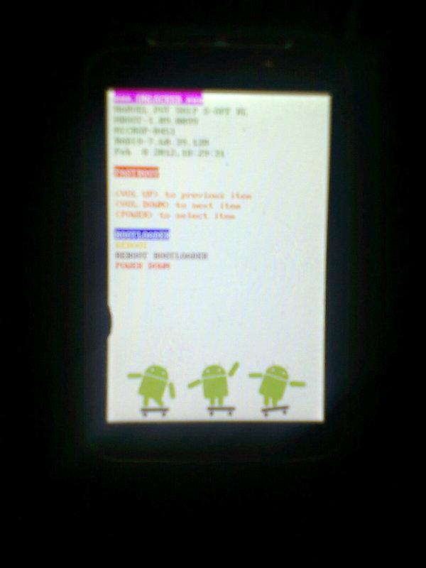 Поднимаем старичка. Android ремонт, Прошивка, Htc, Recovery, Cyanogenmod, Длиннопост