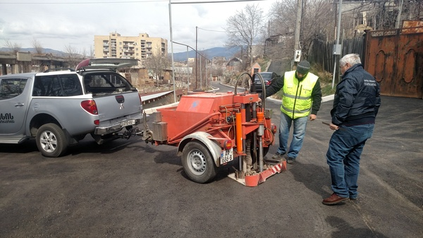Тех. Надзор дорог в Тбилиси ч.3 дорога, качество, Тех Надзор, Грузия, Тбилиси, длиннопост