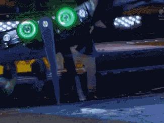 Когда твое оружие - танец, но противник не оценил Битва роботов, Battlebots, Танцы, Гифка