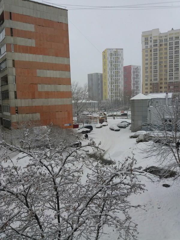 Пробная версия весны в Екатеринбурге закончилась зима, весна=зима, Екатеринбург, Снег, длиннопост